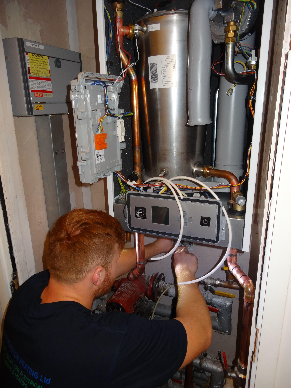 Boiler Installs